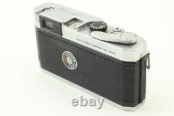 Excellent+5 Canon P Rangefinder Film Camera with 50mm 2.8 lens L39 from Japan
