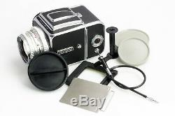 Excellent Hasselblad 500cm Film Camera Kit + A24 Film Back + Zeiss Lens 80mm
