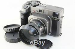 Excellent- MAMIYA 7 body with N 80mm F4 L lens fully functional
