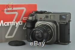 Excellent-! Mamiya 7 Medium Format Film Camera + N 65mm f/4 L Lens