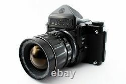 Excellent++ Pentax 6x7 67 Augenhöhe Finder mit SMC Takumar 75mm f4.5 von JAPAN