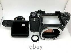 FedExEXC+5 Pentax 6x7 67 TTL Body + SMC T 75mm, 135mm, 150mm 3Lens From Japan
