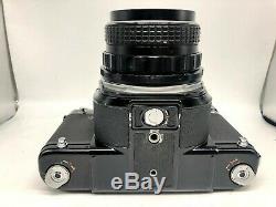 FedEx N MINT Pentax 6x7 67 TTL Finder + SMC P 90mm F2.8 Lens From Japan