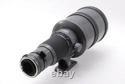 Fedex! GOODSIGMA APO 500mm f/4.5 MF Lens For Canon FD Mount From Japan #1381