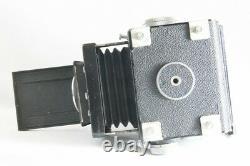 For Parts Rittreck Optika MKK withMusashino KOKI LUMINANT 10.5cm F3.5 #2455