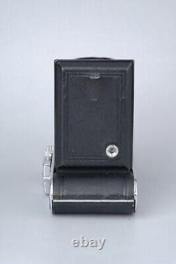 Franka Rolfix II 6X6 6x9 Camera with Rodenstock Trinar 105mm f/3.5 Lens, Case