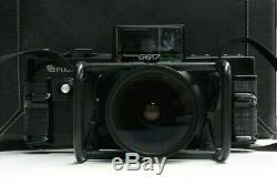 FujiFilm G617 Professional 6x7 120 Panorama Film Camera with 105mm F/8 Lens