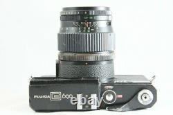 Fuji Fujica G690 BLP Medium Format with S 100mm f/3.5 from Japan #2412