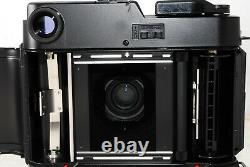 Fuji Fujifilm GS645S Professional 6x4.5 Pro Wide60 EBC with 60mm f4 Lens