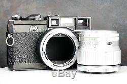 Fujifilm Fujica G690 6x9 120 Film Rangefinder Camera w Fujinon 100mm f3.5 Lens