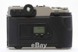 Fujifilm GA 645 Zi Professional Super-EBC Fujinon Zoom lens 55-90mm f/4.5-6.9