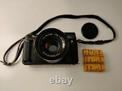 Fujifilm GW690 II Pro 6x9 Medium format Camera 90mm 3.5 Lens Film included