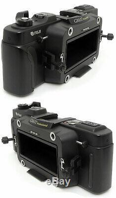 Fujifilm GX617 Panoramic Film Camera 90mm 180mm 300mm Lens. Hood. Finder. Case