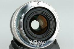 Fujifilm TX-1 35mm Rangefinder Film Camera+45mm F4 LensShutter Count 88#21363E4