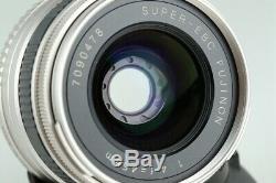Fujifilm TX-1 35mm Rangefinder Film Camera + 45mm F4 Lens #23820 E4