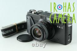 Fujifilm TX-2 35mm Rangefinder Film Camera + 45mm F4 Lens #30244 E1