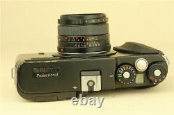 Fujifilm TX-2 Film Camera + 45mm f/4 lens + ND-2X filter / Hasselblad Xpan II