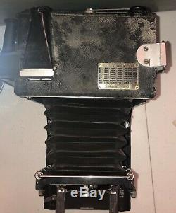 GRAFLEX SPEED GRAPHIC 4X5 Camera KODAK EKTAR F/4.7 127mm LENS Film Holders Box