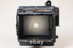 Graflex Speed Graphic 4x5 with 150mm 2.8 lens