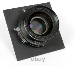 Handmade 8X10 camera with 240mm F5.6 lens + holder + NEW BELLOWS + Holder