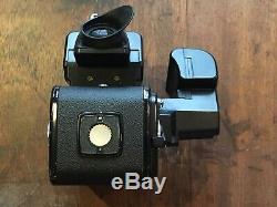 Hasselblad 2000FCW Medium Format Film Camera With Zeiss 80mm F2.8 Planar Lens