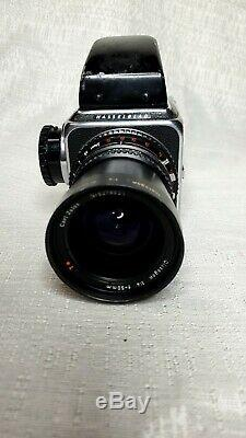 Hasselblad 500C Camera with 50mm 14 Distagon lens & accessories 500 C