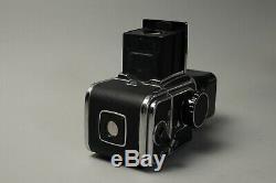 Hasselblad 500C/M Medium Format Film Camera + 80mm lens kit +accessories