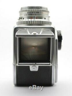 Hasselblad 500 C Mediumformat + Carl Zeiss Planar 2,8 / 80 mm Lens Set TOP u19