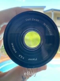 Hasselblad 500c Planar C 80mm f2.8 Lens