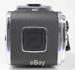 Hasselblad 503CW Medium Format SLR Film Camera with Zeiss Planar 80 mm f2.8 Lens