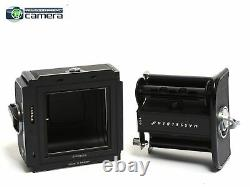 Hasselblad SWC/M Camera Black withCF 38mm F/4.5 T Lens & A12 Back