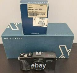 Hasselblad XPan II Rangefinder 35mm Camera With a 4/45mm and 4/90mm Twin Lens