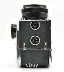 Hasselbladski Kiev-88 6x6 Medium Format Film Camera with Lens & Accessories