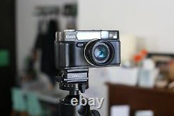 Hexar AF 35mm, black, Konica 35mm 2.0 lens AWESOME! Film tested