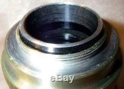 JUPITER-9 85mm f2.0 lens KMZ RED P M39 LTM Leica Zorki FED camera Sonnar 1961