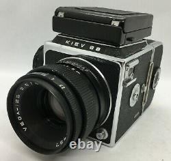 KIEV-88 USSR Medium Format 6x6 film camera with lens VEGA 12B 2,8/80