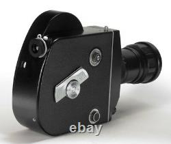 KRASNOGORSK-3 16mm Movie Camera FULL SET Meteor 5-1 17-69mm f1.9 M42 lens NEW