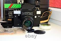 Kiev-60 TTL SOVIET MEDIUM Format 6x6 PENTACON SIX COPY FILM camera withs MC VOLNA