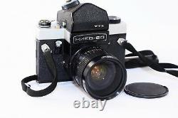 Kiev-60 TTL SOVIET MEDIUM Format 6x6 PENTACON SIX COPY FILM camera withs MIR-38B