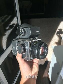 Kiev 88 TTL MC Volna-3 2.8/80 Lens 6x6