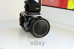 Kiev-88 USSR MEDIUM Format 6x6 HASSELBLAD COPY FILM camera withs MIR-3 EXC