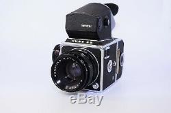 Kiev-88 USSR MEDIUM Format 6x6 HASSELBLAD COPY FILM camera withs Vega-12B EXC