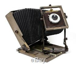 Kodak Master View 8X10 Camera with Wray 12 305mm F10 Lens + Holder