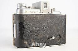 Kodak Medalist 6x9 Medium Format RF Camera with Ektar 100mm f/3.5 Lens TESTED V1