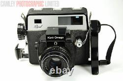 Koni Omega Rapid with f3.5 90mm Lens. Graded AS-IS #9295