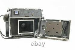 Koni Rapid Omega 6x7 Medium Format Rangefinder Camera with90mm F3.5 from JP #2152