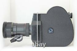 Krasnogorsk 3 Movie Cine Camera 16mm & Meteor 5-1 Varifocal Lens M42 K-3