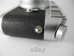 LEICA M6J 40 YEAR Camera Set w 50mm F2.8 Elmar Lens Boxed COMPLETE UNUSED