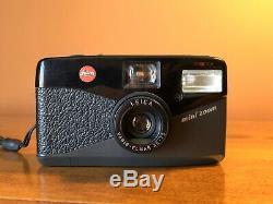 LEICA MINI ZOOM compact 35mm film camera with Vario-Elmar 35-70mm lens
