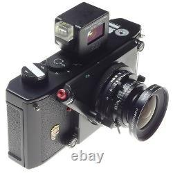 LINHOF Technorama 612 PC panoramic camera Super Angulon 5.6/65mm wide angle lens